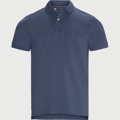 Tommy Regular Polo T-shirt Regular | Tommy Regular Polo T-shirt | Denim