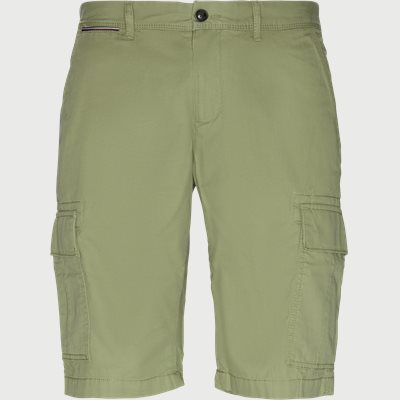 Regular | Shorts | Grön
