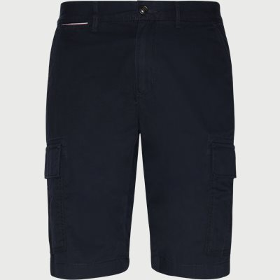 John Cargo Shorts Regular | John Cargo Shorts | Blå