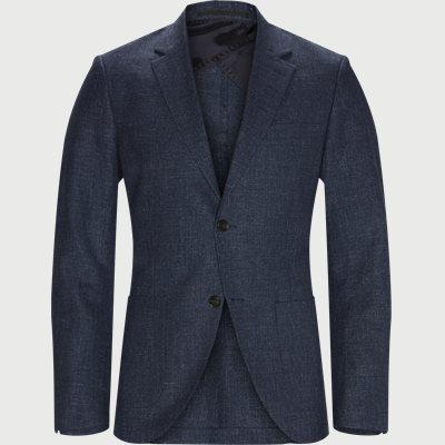 Jamot HL Blazer Regular | Jamot HL Blazer | Blå