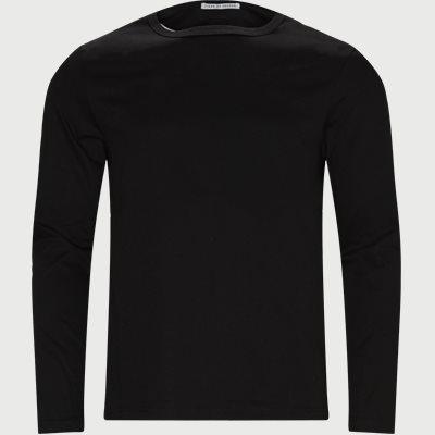 Abalone LS T-shirt Slim | Abalone LS T-shirt | Sort