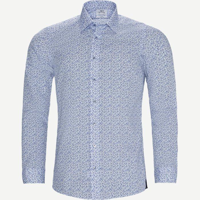 8594 Jake SC/Gordon SC - Skjorter - Blå