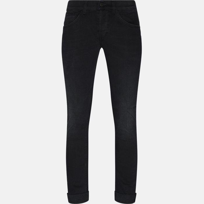 Jeans - Slim - Black
