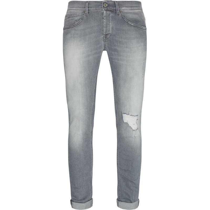 Image of   Dondup Slim UP232 DS251 AE7 Jeans Grå