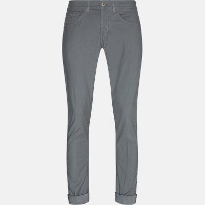 Regular fit | Chinos | Grey