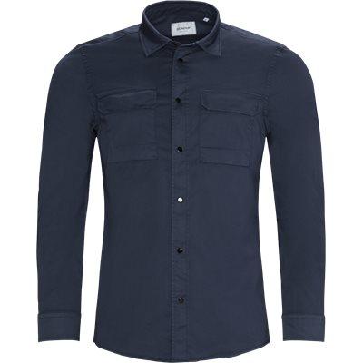 Regular fit   Skjorter   Blå