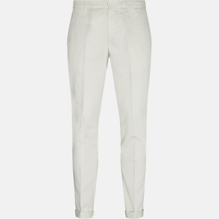 Trousers - Regular fit - Sand
