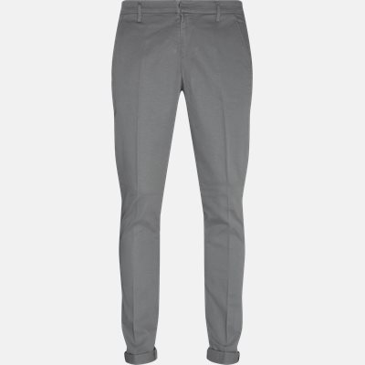 Chinos  Regular fit | Chinos  | Grå