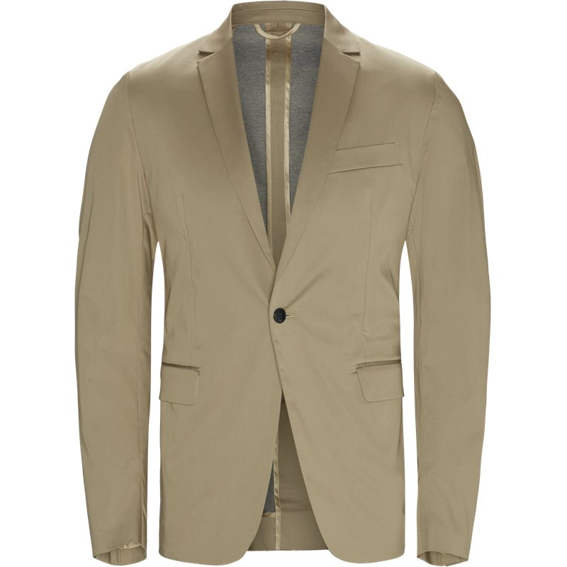 Image of   Dondup Slim UJ546 CS0105 XXX Blazer Camel