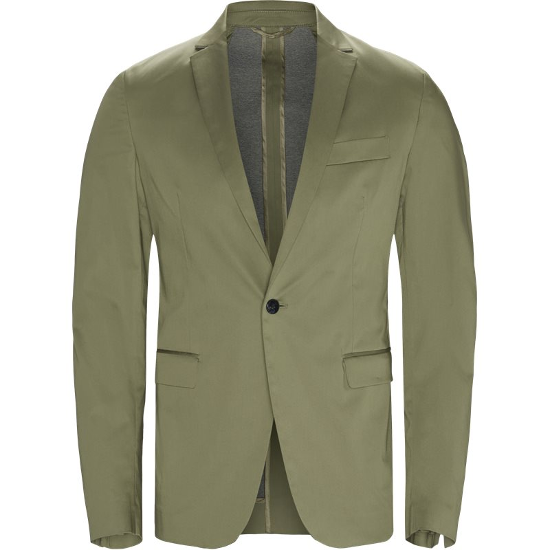 Image of   Dondup Slim UJ546 CS0105 XXX Blazer Olive