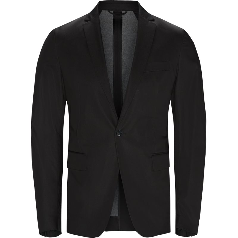 Image of   Dondup Slim UJ546 CS0105 XXX Blazer Sort