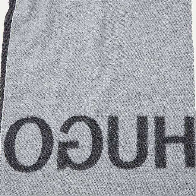 Unisex-Z Wool Scarf