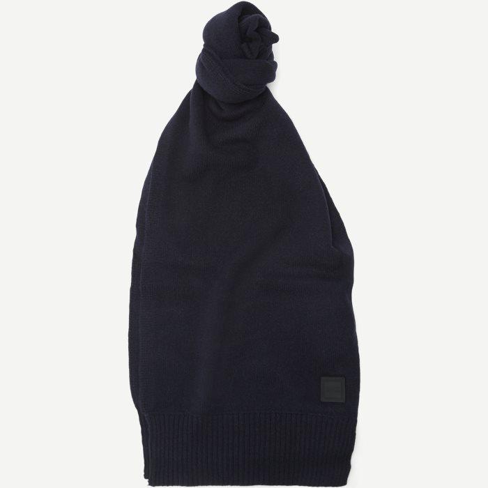 Halsdukar - Blå