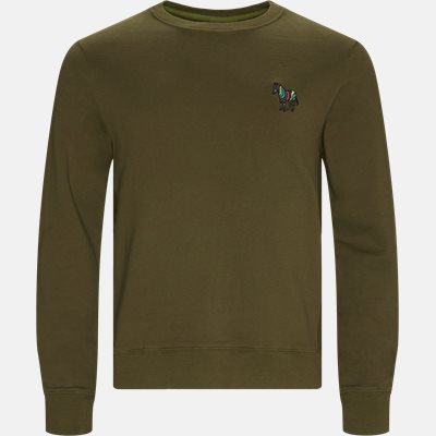Regular fit | Sweatshirts | Army