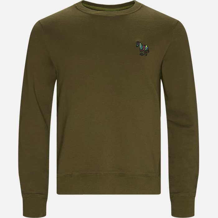Sweatshirts - Regular fit - Army