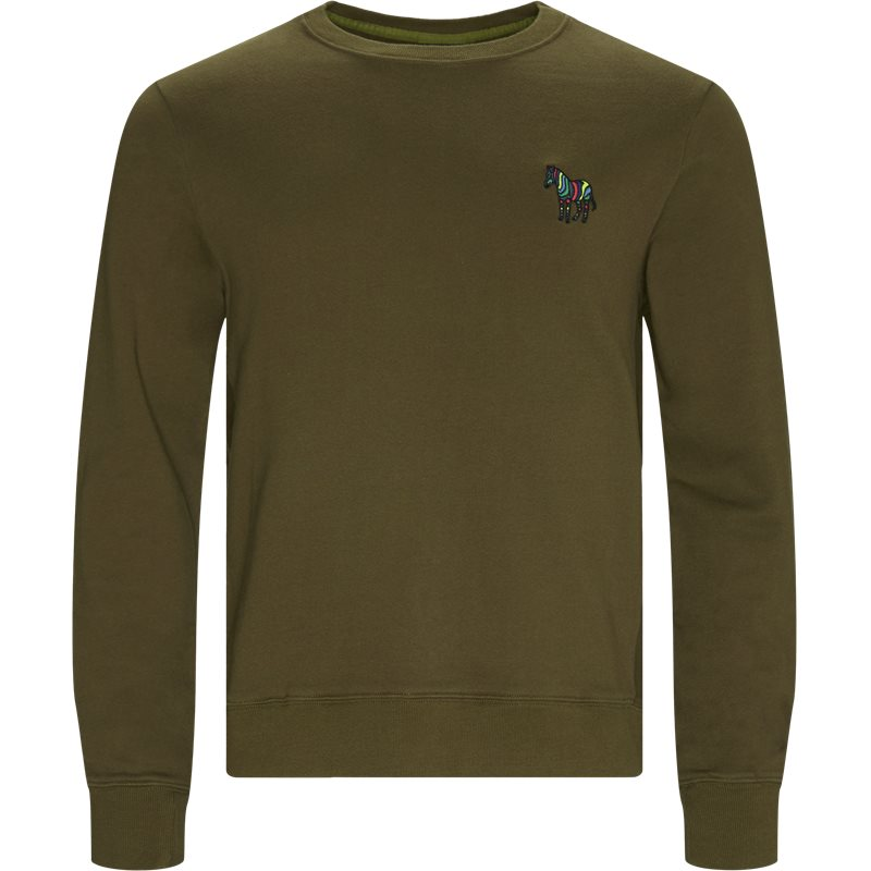 Image of   PS by Paul Smith Regular fit 27RE AZ3 Sweatshirts Army