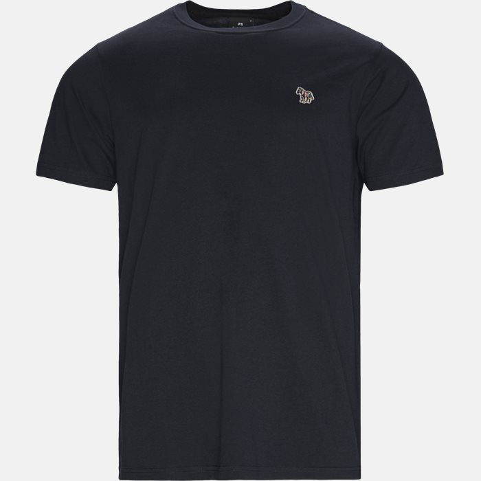 T-shirts - Regular fit - Blå