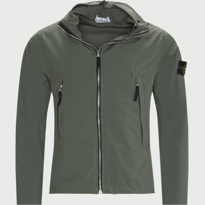 40827 Light Soft Shell-R Jacket Regular | 40827 Light Soft Shell-R Jacket | Army