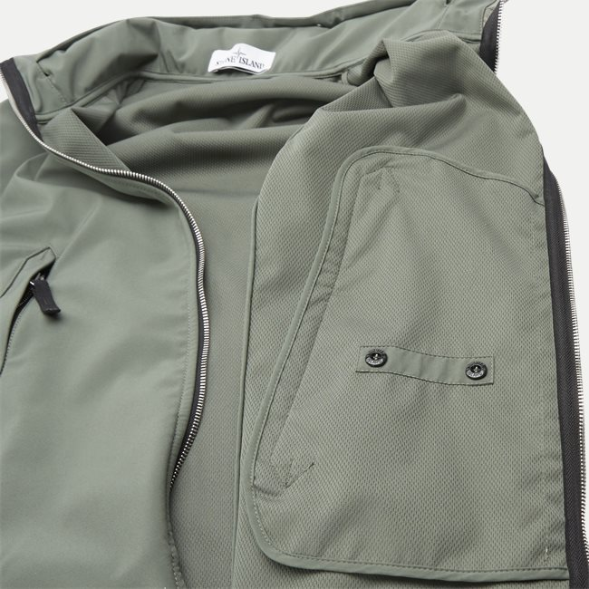 40827 Light Soft Shell-R Jacket