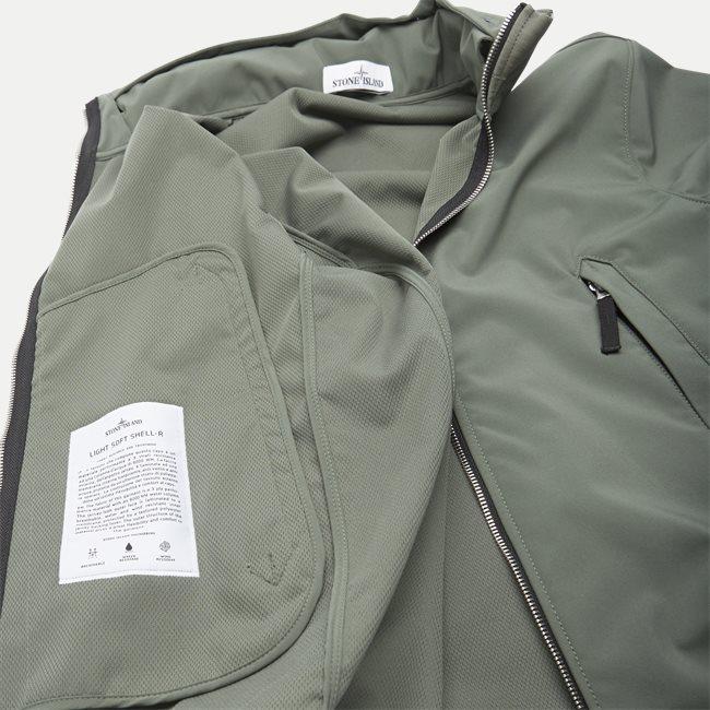40827 Light Soft Shell-R Jacket