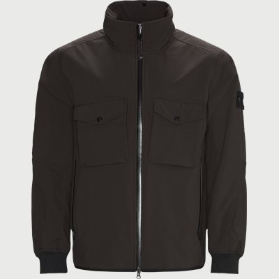 Poliestere Stretch 5L Ghost Piece Jacket Regular | Poliestere Stretch 5L Ghost Piece Jacket | Sort