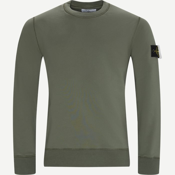 Logo Sweatshirt - Sweatshirts - Regular - Army
