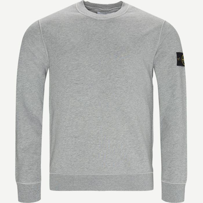 Logo Sweatshirt - Sweatshirts - Regular - Grå