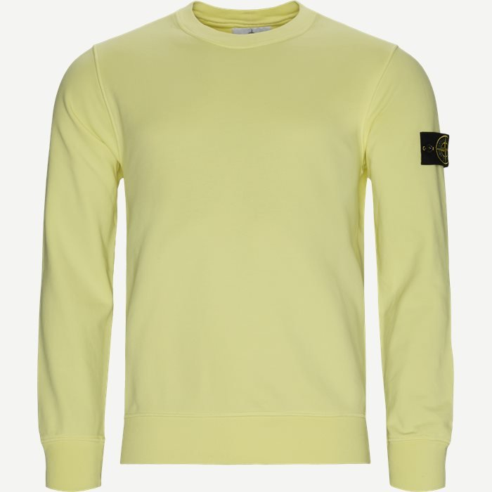 Logo Sweatshirt - Sweatshirts - Regular - Gul