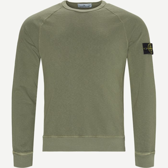 T.Co. Old Crewneck Sweatshirt - Sweatshirts - Regular - Army