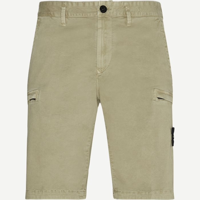 L0504 T.CO+OLD Shorts - Shorts - Regular - Sand