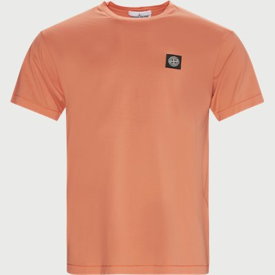 24113 Logo T-shirt Regular | 24113 Logo T-shirt | Orange