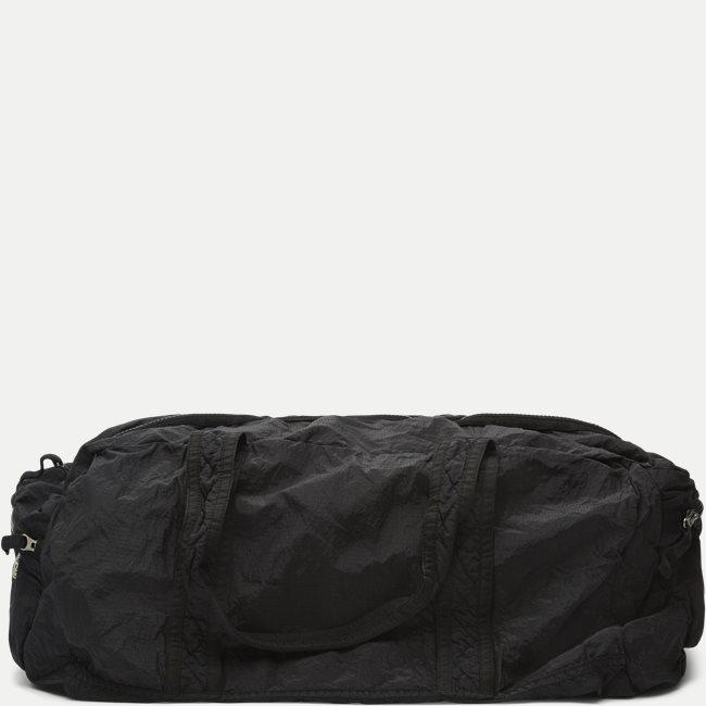 Packable Ribstop Logo Weekend Bag