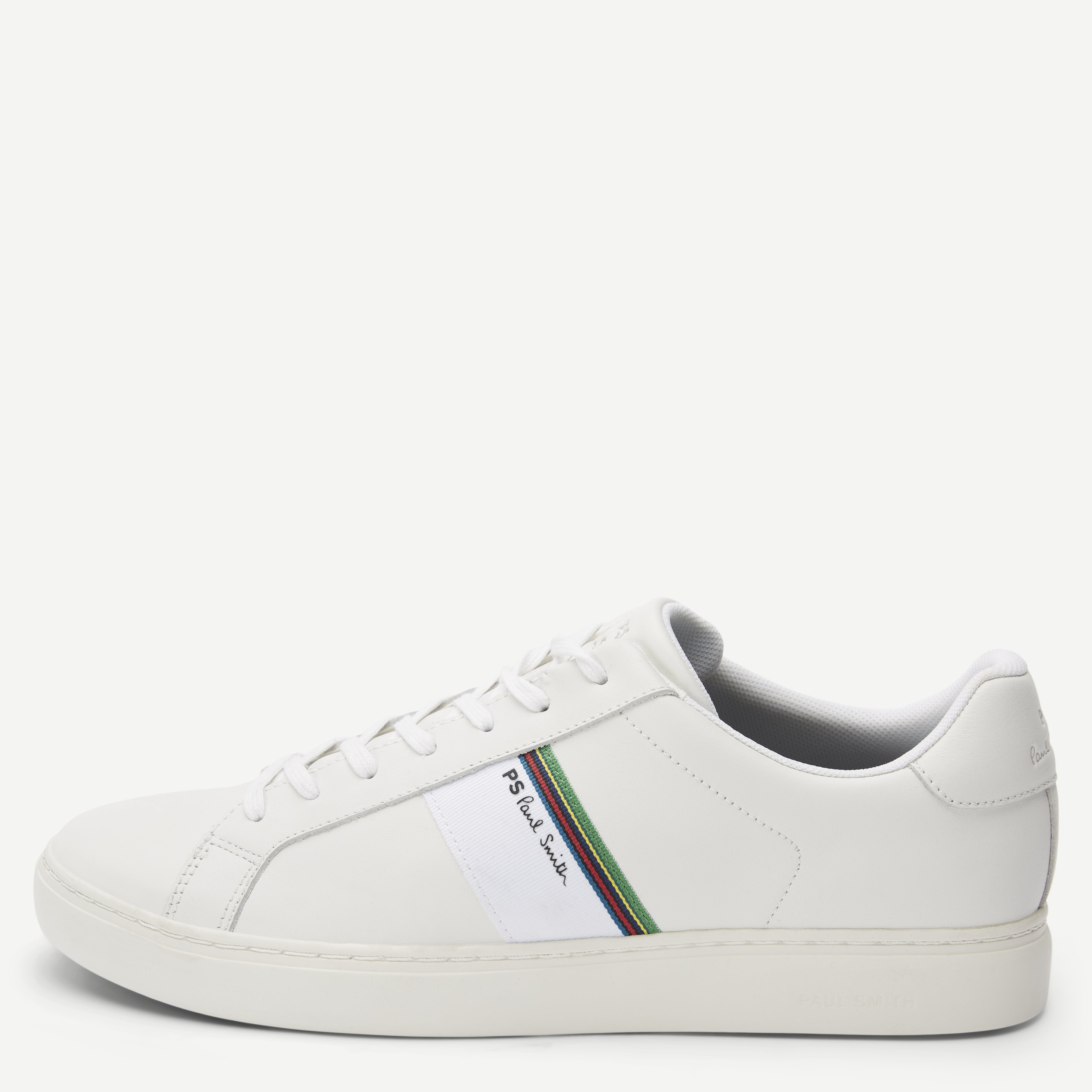 Rex02 Amlux Sneaker - Sko - Hvid