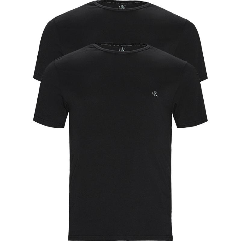 calvin klein Calvin klein - 2-pack crew neck t-shirt fra kaufmann.dk