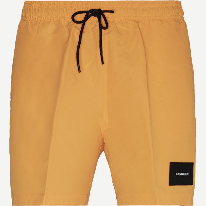 Swim Shorts - Shorts - Regular - Orange