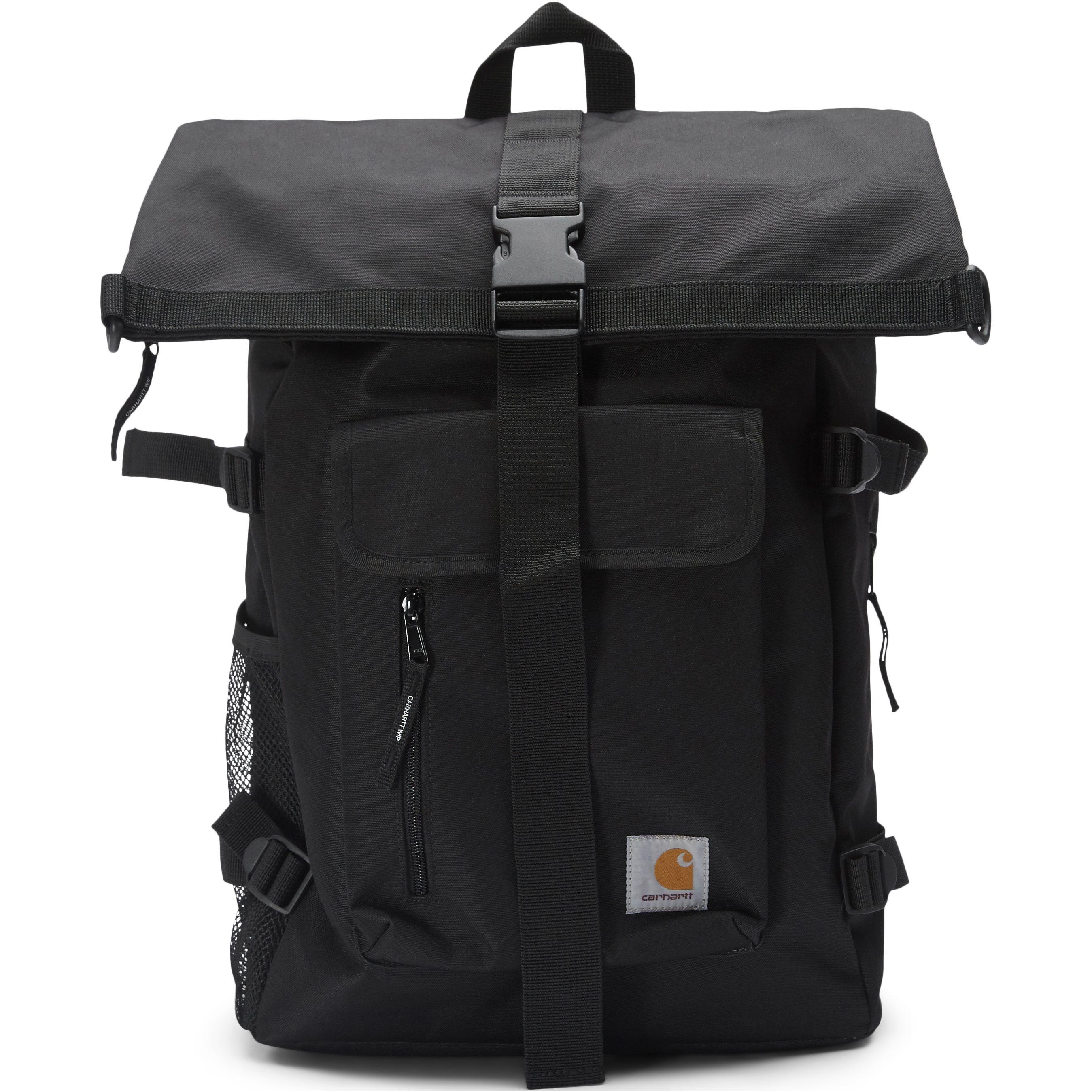 Philis Backpack - Tasker - Sort