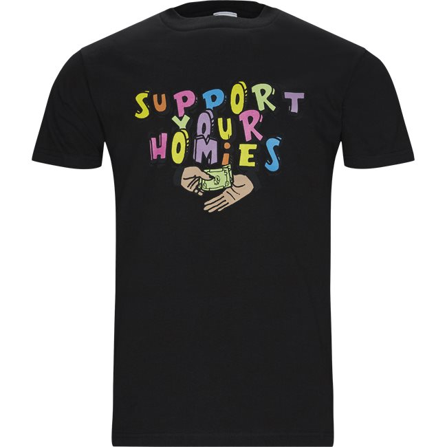 Support Your Homies Tee