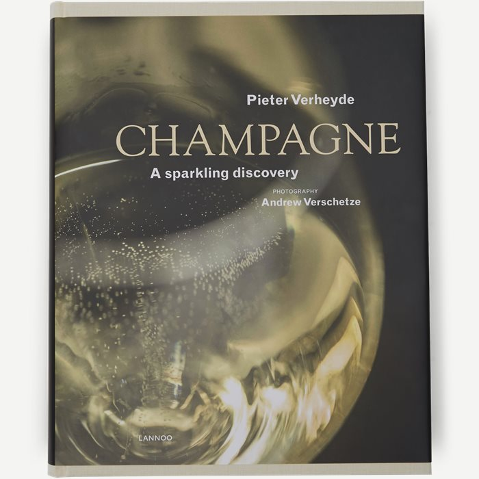 Champagne - A Sparkling Discovery - Accessories - Hvid