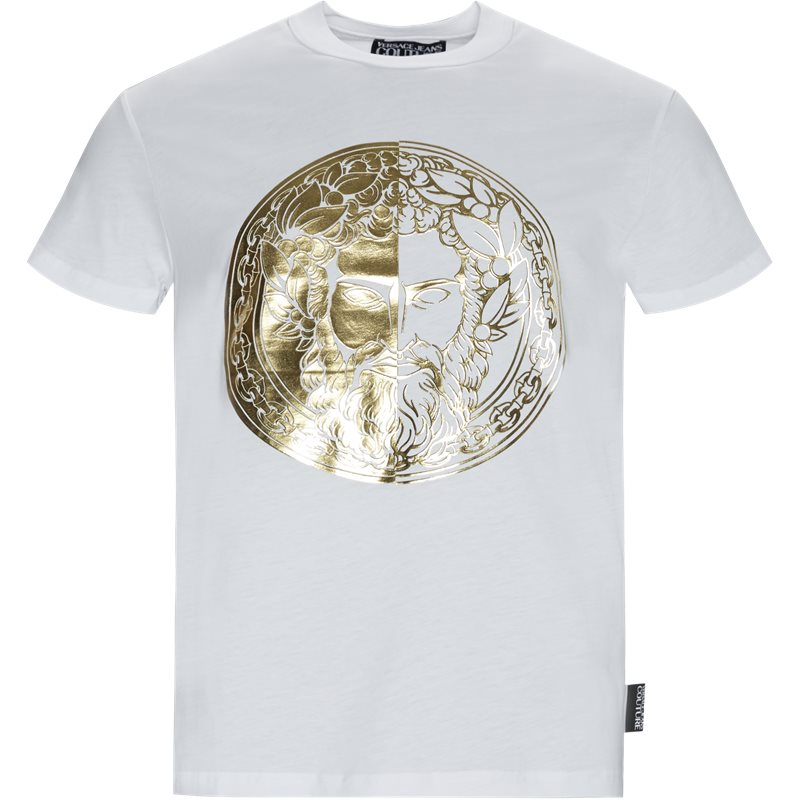 Image of   Versace Jeans Couture - Jersey Open End T-shirt