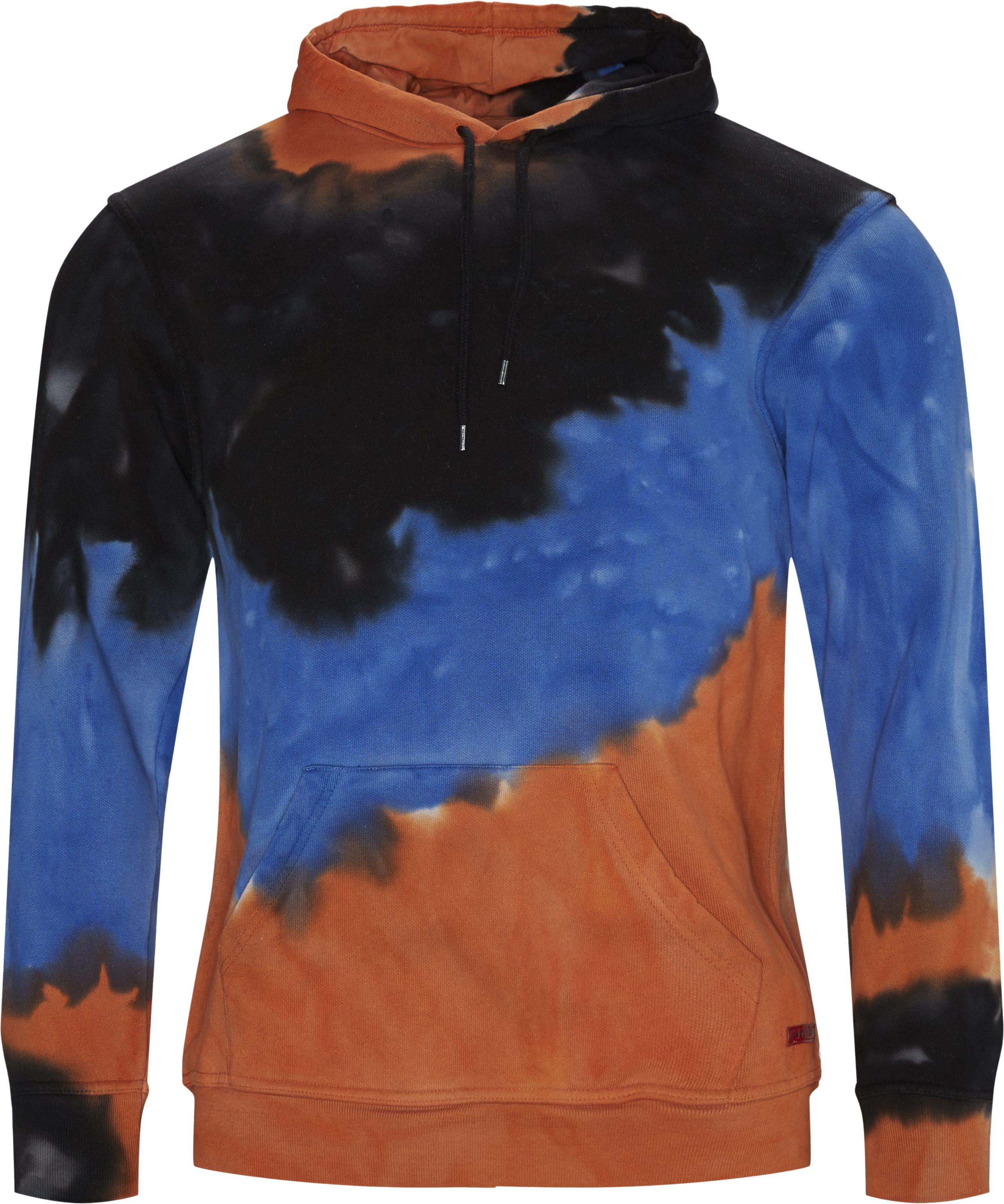 Hudson Hoodie - Sweatshirts - Regular fit - Multi