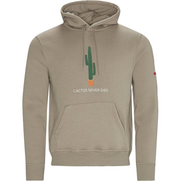 Sweatshirts - Regular - Sand