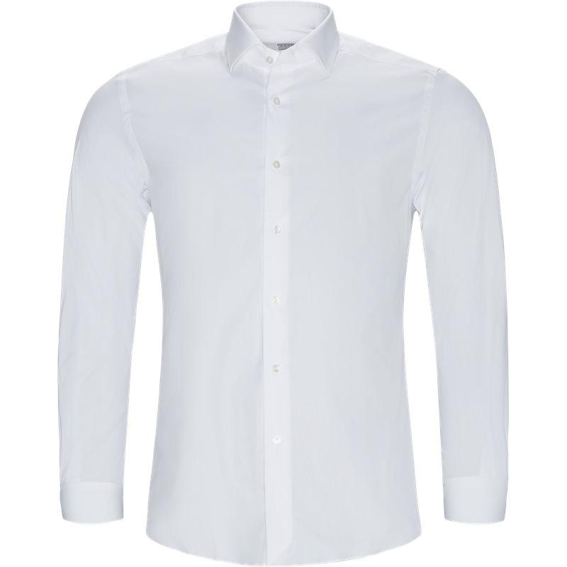 Billede af Xacus Slim 16125. 658 Skjorter Hvid