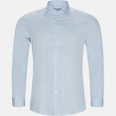 Slim | Shirts | Blue