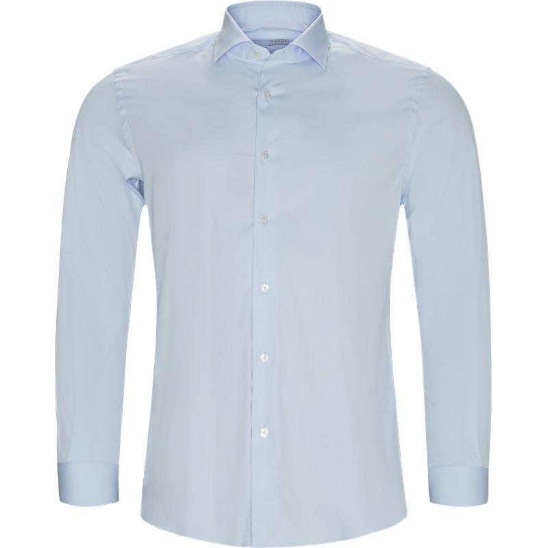 Billede af Xacus Slim 16125. 658 Skjorter L.blå