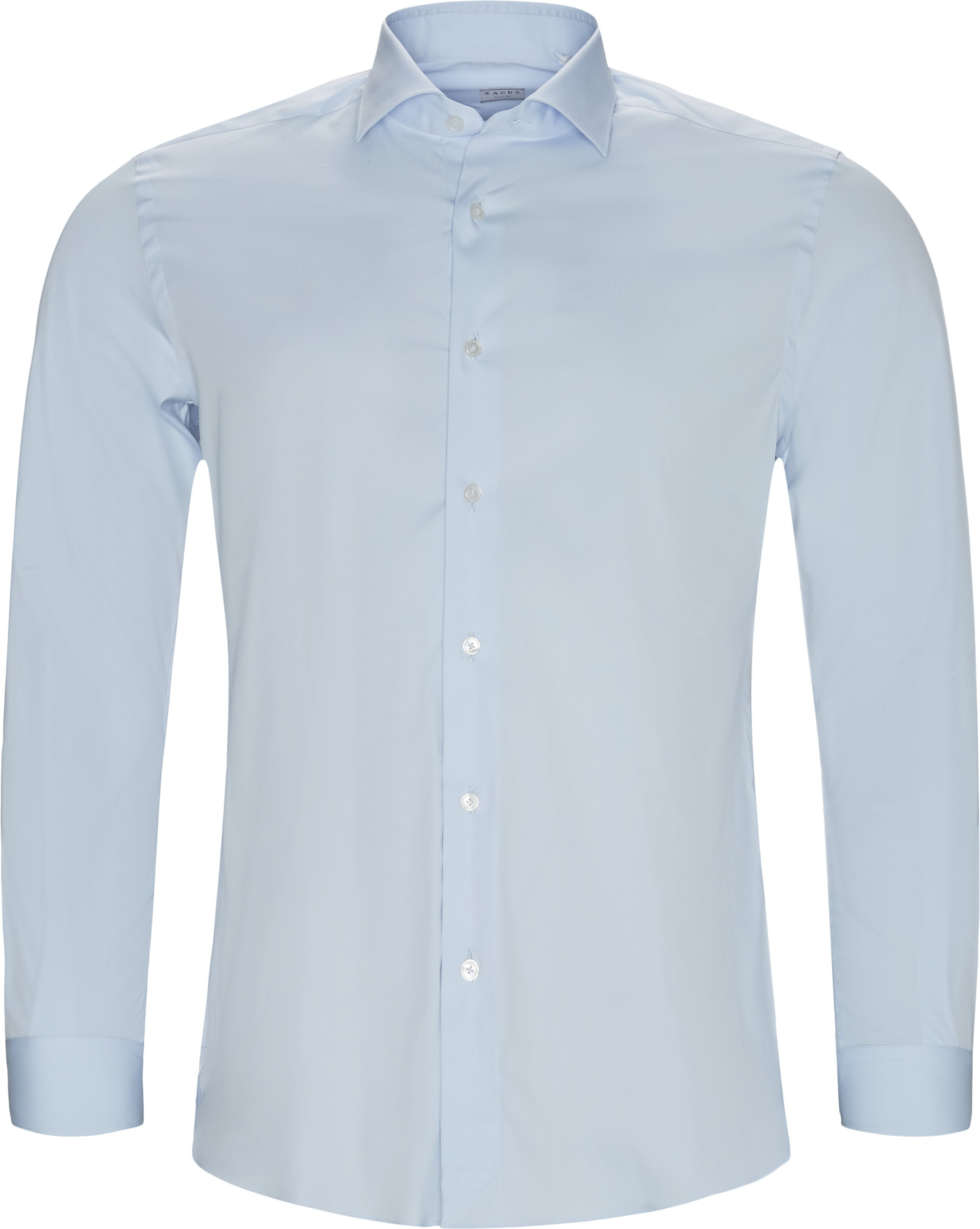 Shirts - Slim fit - Blue