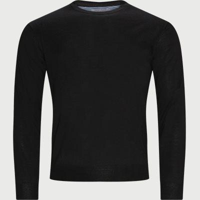 Lipan Striktrøje Regular | Lipan Striktrøje | Svart