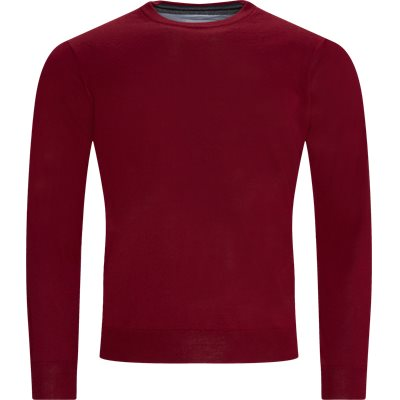 Lipan Striktrøje Regular fit | Lipan Striktrøje | Red