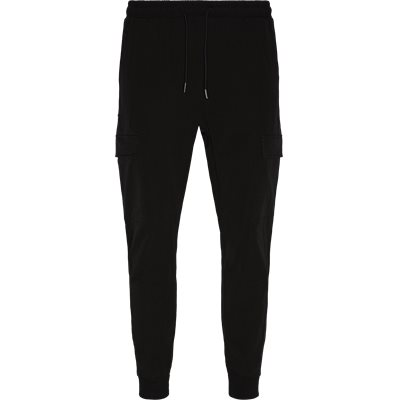 Oliver Pant Tapered fit | Oliver Pant | Sort