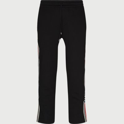 Pantalone Sweatpant Regular | Pantalone Sweatpant | Sort