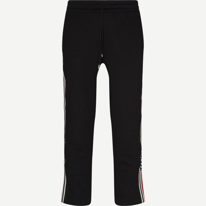 Pantalone Sweatpant - Bukser - Regular - Sort